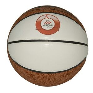 Printed Mini Basketball