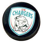 Custom UVPix Printed Hockey Puck