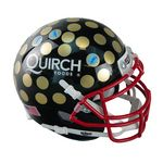 Custom mini football Helmet with 90 5/8