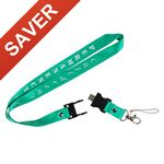 Custom Lanyard USB Drive (4GB)