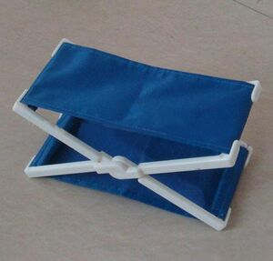 Folding Beach Pillow (7-5/8
