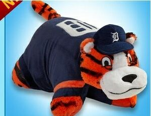 Plush Tiger/ Pet Pillow
