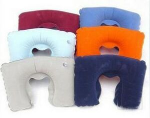 Inflatable Pillow / Neck Pillow