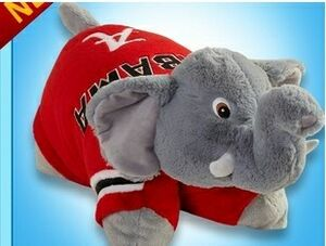 Plush Elephant/ Pet Pillow