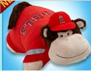 Plush Monkey/ Pet Pillow