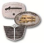 Custom Gold-Filled Belt Buckles
