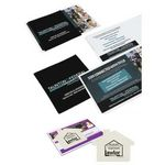 Custom Full Color Ultra Opper Fiber Cloth Mailer/ Handout