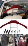 Custom Wooden Auto Valet Back Seat Hanger