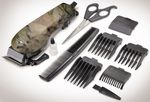 Custom Camo Finish 10 piece clipper set