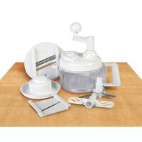 PrepMaster Pro Food Processor Kit