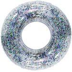 Custom Glitter Pool Float