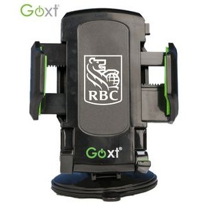 GoXT® Quick Release Windshield & Dash Mount Phone Holder