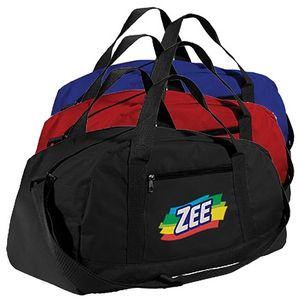 Sports Duffel Bag (19x7x6 1/2)