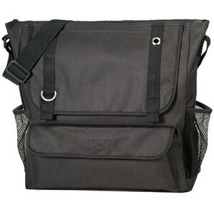 "Deluxe Messenger Briefcase (17""x15""x4"")"