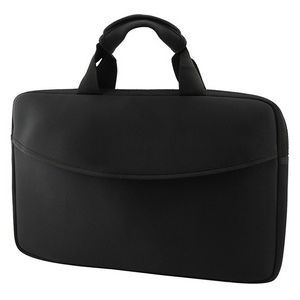 "17"" Neoprene Laptop Sleeve w/ Handle (16 1/2""x12""x1 1/4"")"