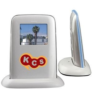 "2.4"" Digital Desktop Photo Frame"