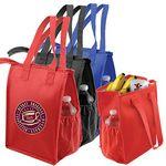 Custom Insulated Cooler Tote Bag (12