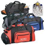 Custom Exodus Duffel Bag