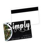 Custom Standard Encoded Plastic Card