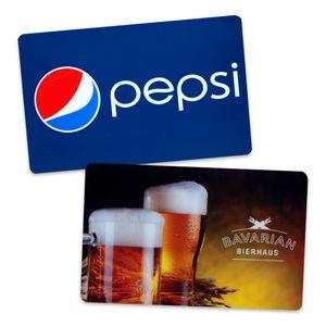 Standard Plastic Card