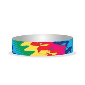 "Preprinted 3/4"" Mixology Tyvek Bands"