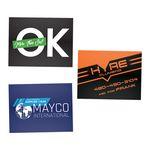 Custom Rectangle Custom Stickers (3