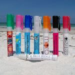 Custom 10 ML SPF30 Sunscreen Spray USA MADE