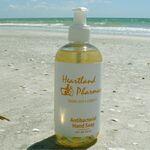 Custom 8 Oz. All Natural Hand Soap w/Pump