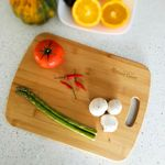 Custom Bamboo Cutting Board-Medium