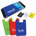 Custom Silicon Mobile Pocket