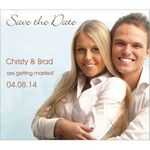 Custom Full Color Save the Date Magnet (4