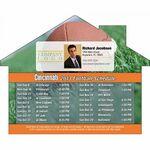 Custom Cincinnati Pro Football Schedule House Shape Magnet (5