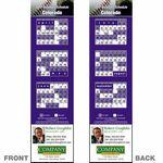Custom Colorado Pro Baseball Schedule Bookmark (2