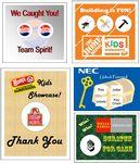Custom Full Custom Scratcher Cards-Colors (5.50