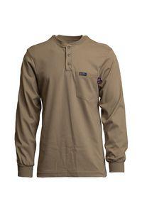 FR 7oz. Henley Shirts