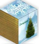 Custom Plant Cube-Evergreen