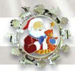 Custom Custom Stained Glass Ornament