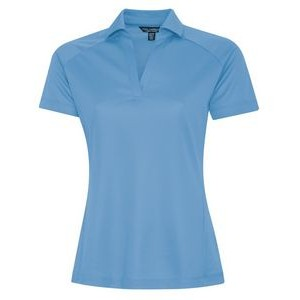 Ladies' Coal Harbour® Tech Mesh Sport Shirt