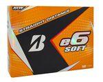 Custom Bridgestone E6 Soft Golf Balls