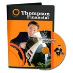 Custom Manufactured/ Replicated DVD in Thin DVD Case w/ Entrapment