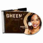 Custom Duplicated CD Package in Slimline Jewel Case w/ Printed 2 Panel Insert