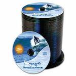 Custom Manufactured/ Replicated DVD