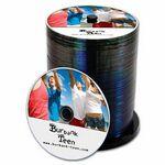 Custom Bulk CD Duplication (Copied and Printed)
