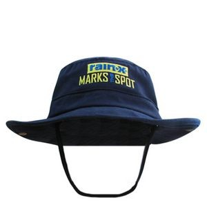 Specialty Safari Hats w/Drawstring