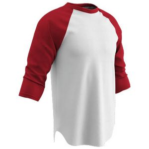 Cotton 3/4 Sleeve Jersey