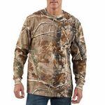 Custom Camo Long Sleeve T Shirt