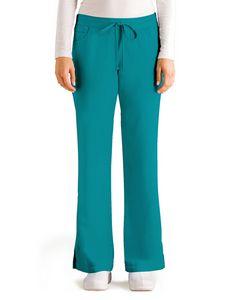 Custom Barco Grey's Anatomy Tie Front Pant