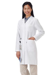 Custom Meta Performance X-Static Lab Coat