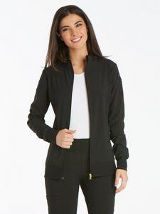 Custom Cherokee iFlex Zip Front Warm-Up Jacket