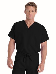 Custom Landau Essentials Scrub Top